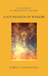Cover page for A Foundation in Wisdom