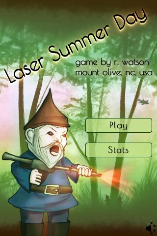 Laser Summer Day