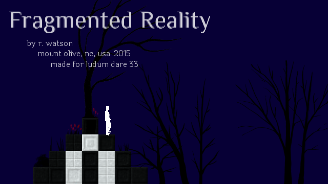 Fragmented Reality Screenshot